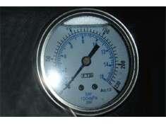 富达空压机压力表